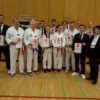 Taekwondosportler räumen bei den 25th Jidokwan Masters in Oberhausen ab