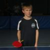 Tischtennis Mini-Meisterschaft: Sofia und Konstantin bei Bezirksentscheid erfolgreich