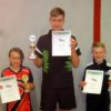 Tischtennis Jugend-Vereinsmeisterschaften 2019