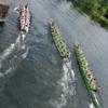 Kupferdreher Drachenbootregatta am Samstag, 13. Juli 2019