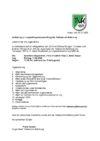 einladung zur jugendhauptversammlung der taekwondo