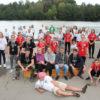 TV Kupferdreh und TV Kronenburg veranstalteten Ruhrturnlager